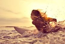 SURF / Surf, surfing, the ocean, the beach, surf lifestyle, waves