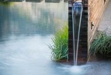 Water features for home / Fountains, water features, for the Garden or the home