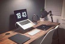 Bureau / Idée déco pour bureau