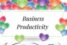 Business Productivity / Advice, tips & tricks on increasing your Business Productivity. Enjoy xx