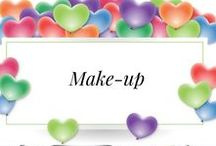 Makeup / Makeup glorious make-up, you will find lots of tips, tricks and products here. Enjoy xx