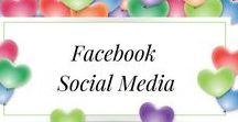 Facebook Social Media / Social Media advice, tips & tricks for Facebook enjoy xx