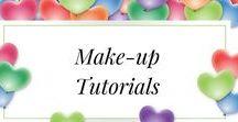 Makeup Tutorials / Makeup tutorials to help us ladies navigate through the make-up | beauty maze.  Enjoy