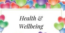 Health & Well Being / All types of interesting info on Health & Well-Being,  Enjoy xx