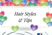 Hair Styles & Tips / Lots of different hair styles and tips on this board, enjoy xx