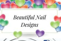 Beautiful Nail Designs / You will find all sorts of beauty nail design art on this board. Enjoy xx