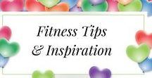 Fitness Tips & Inspiration / Fitness inspiration, tips & Fitness tricks, enjoy xx