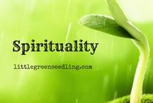 Spirituality / What is spirituality and why is it so important? How we can use spirituality to improve our mental health and wellbeing.