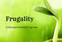Budgeting & Frugality / Ideas and inspiration for saving money, living on a tight budget and being frugal.