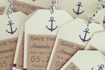 Deco mariage theme marin / A great nautical wedding theme for your wedding on an island like Mauritius