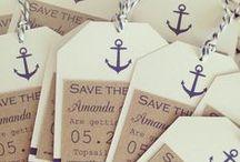 Deco mariage theme marin / A great nautical wedding theme for your wedding on an island like Mauritius