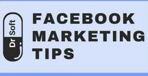 Facebook Marketing Ideas & Tips - DrSoft / We wrote some articles about Facebook because we want you to find details about Facebook Groups, find some Facebook Marketing Ideas, and some Facebook Tips