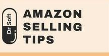 Amazon Selling Tips and Practices - DrSoft / Get the best tips to grow your #OnlineBusiness of #SellingOnAmazon with or without #AmazonFBA