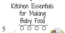 Introducing Solids / First foods for baby