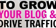 Blogging Tips / Blogging tips and tricks. All ideas to improve your blog.
