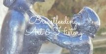 Breastfeeding Art & History / A look at breastfeeding in the past as well as beautiful breastfeeding art. Breastfeeding art and history is an inspiration for anyone who is or wants to breastfeed.