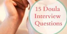 Doulas / Doula resources, pregnancy and labor tips