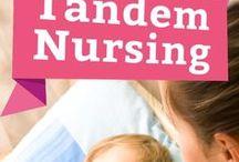 Tandem Nursing (Breastfeeding)