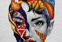 arte urbana / arte de rua.