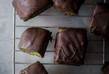 Chocolatey Matcha