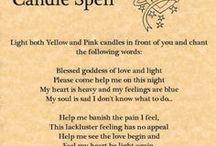 Spells - Incantesimi / Spellcraft, enchantments, witchcraft, magic
