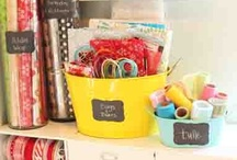 Craft Room / by Carolyn Montgomery