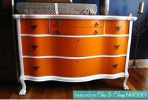 Furniture Ideas / by Carolyn Montgomery