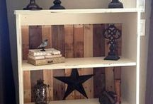 Projects / Around the House Tips - Arts and Crafts - Painting - Jewerly - ETC / by Katelyn Tucker