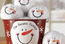 Cool School Christmas Ideas / by Ceilin H