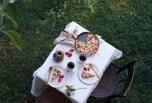 Style your Picnic! / SUMMERTIME Inspiration & vintage finds for the perfect picnic through seasons
