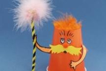 Cool School Dr. Seuss / by Ceilin H