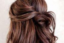 hair / by Rachel Howard