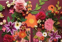 """✿ Flowers (FLEURS) ✿ / ✿✿✿ """"Il y a des fleurs partout pour qui veut bien les voir."""" Henri Matisse ✿✿✿ #portraits #fashion #beauties #flowers / by Amylee Paris"""