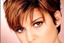Hair - the long and SHORT of it! / Mostly short cut hair styles / by Susi Kleiman