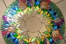 Stained Glass, Mosaics, Art Glass / by Stacey Gerry