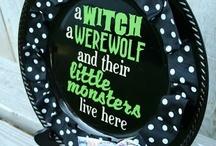 All Hallows Eve / Tricks and treats