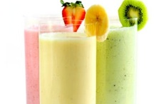 Beverages ~ Smoothies & Ice Cream / by Cheryl Kruchten