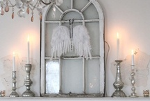 Crafts Old Windows / by Ceilin H