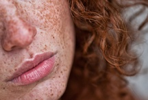 """Freckles and Gingers / """"A girl without freckles is like a night without stars"""" #beauty #woman / by Amylee Paris"""