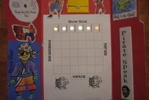 Cool School Lapbooking Ideas / by Ceilin H