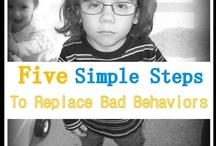 Cool School Behavior Ideas / by Ceilin H