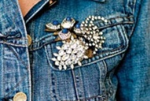 Denim ⌘ Chambray  / by Cheryl Kruchten