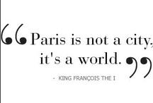 Paris - byernes by / Paris - the city of the all ;o) / www.vintage-kompagniet.dk