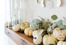 a u t u m n / Fall Is My Favorite Time Of The Year.  I Admire The Decor, Fall Candles, Fashion, Colors, Leaves, Pumpkins and Lattes.