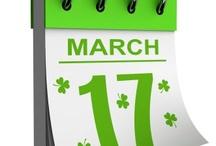 IRISH IT WAS MARCH 17th / The wearing of the green. / by Denyse Leahy