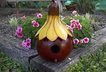 Crafts Gourds / by Ceilin H