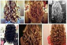 Hair! / by Mandy Cayton