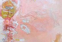 Art journaling/Collage