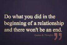 Relationships / by Dianna Martinez Bartholomew