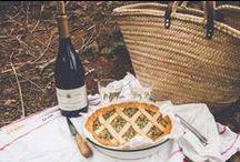 Al fresco bites / Yummy al fresco recipes to fill your picnic basket season by season